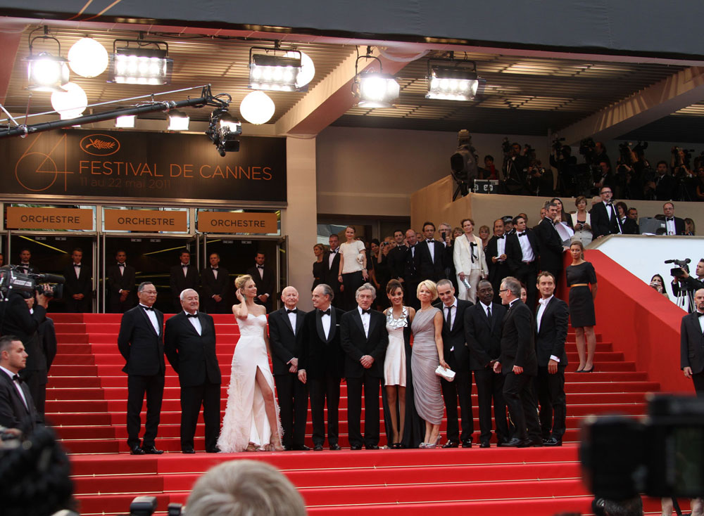 Cannes film festival VIP management